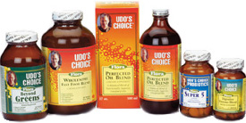 Udo's Choice Formula Line Photo
