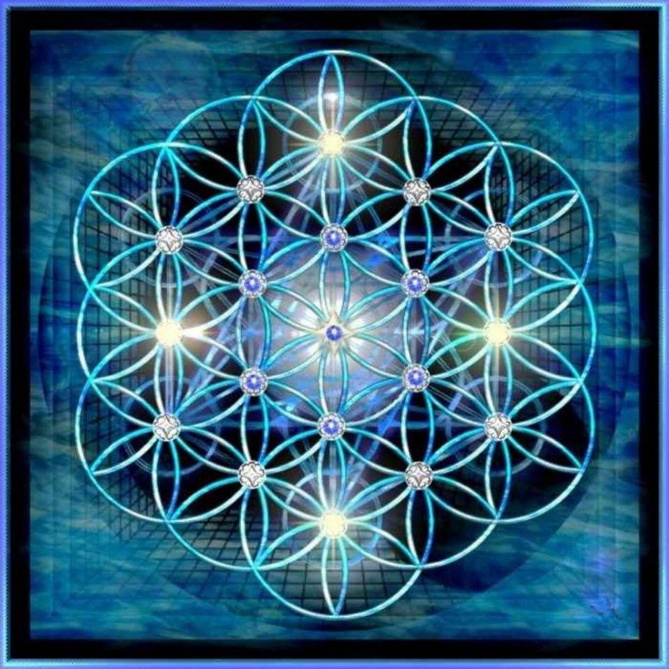 how to use sacred geometry