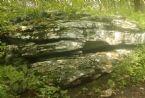 Out crop Applachian Trail Aug 2005 099
