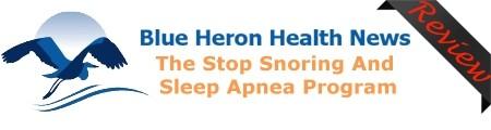 Snoring and Sleep Apnea Program