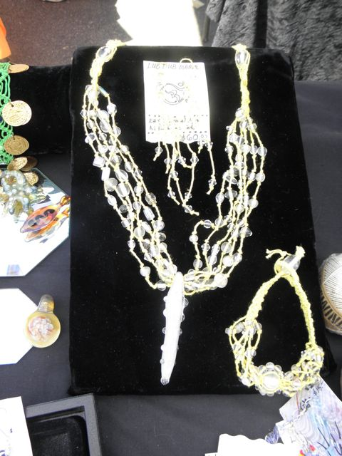 Laura Lub Dub Mama P Rapps Hemp Jewelry 760 458 uploaded to CureZone by YOURENCHANTEDGARDENER