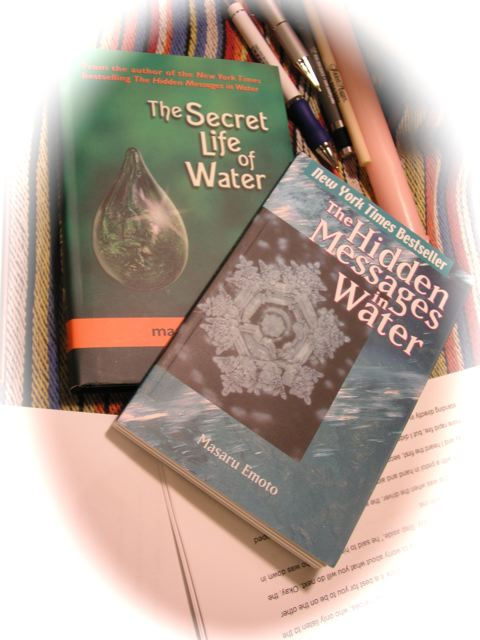 The secret life of water by emoto essay