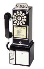 1950s pay phone