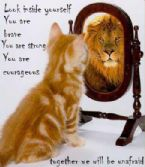 Randomly assigned avatar.