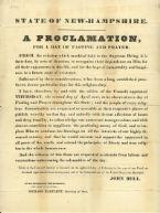 1829 proclamation