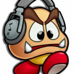 Headphone Goomba