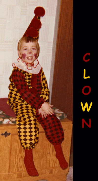 Clown ... (Click to enlarge)