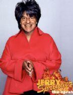 Jerry Springer as Oprah