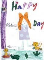 2009 MUM S DAY CARD