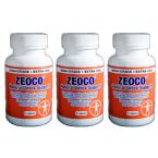 zeoco activated charcoal triple pack