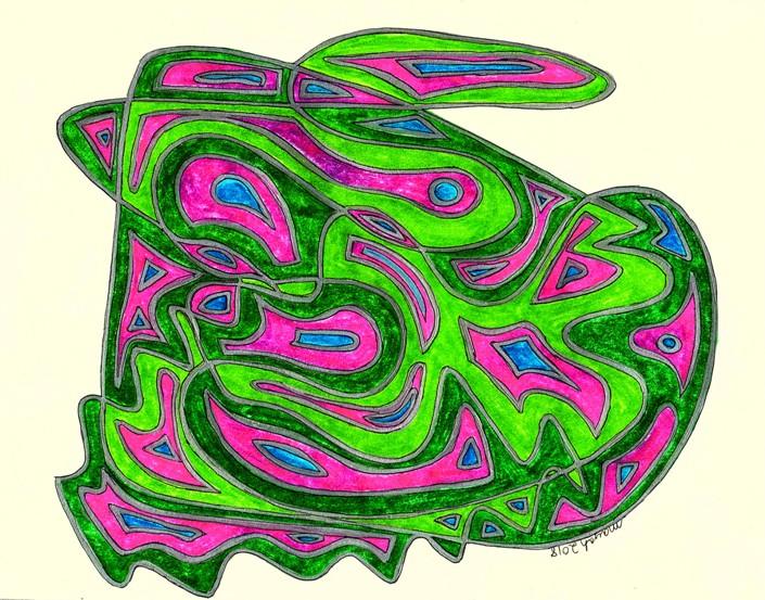 Doodle Art 14 December 2018cz
