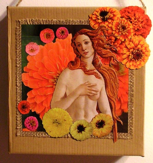 Eco Art Flower Goddess 2019 02cz