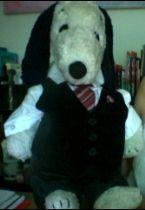 070801 snoopy necktie