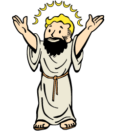 Jesus fallout christian lifegiver 2