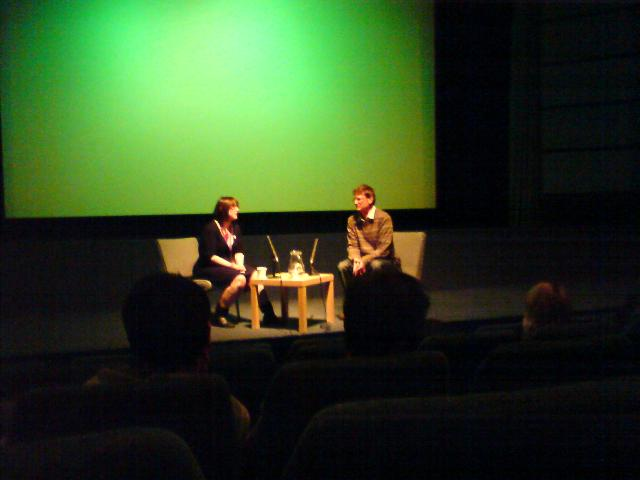 Mark Lynas at Chapter Arts Centre Cardiff