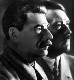 552px Stalin and Hitler