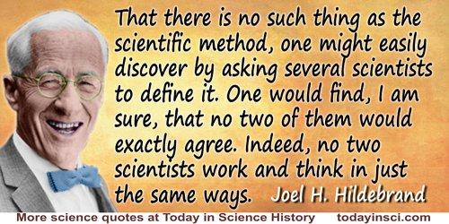 HildebrandJoel ScientificMethod500x250px