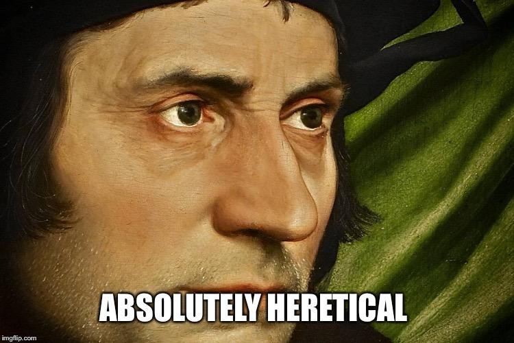heretical