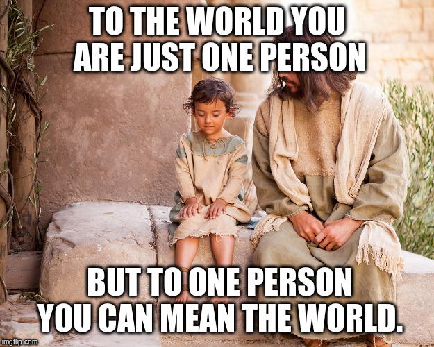 theworldinoneperson