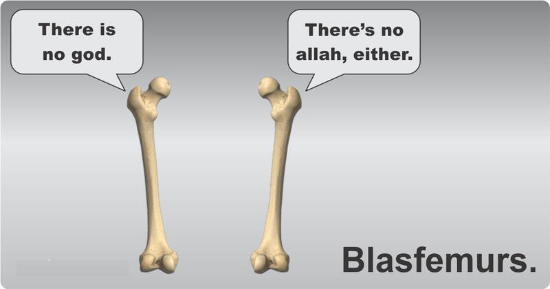 blasfemurs