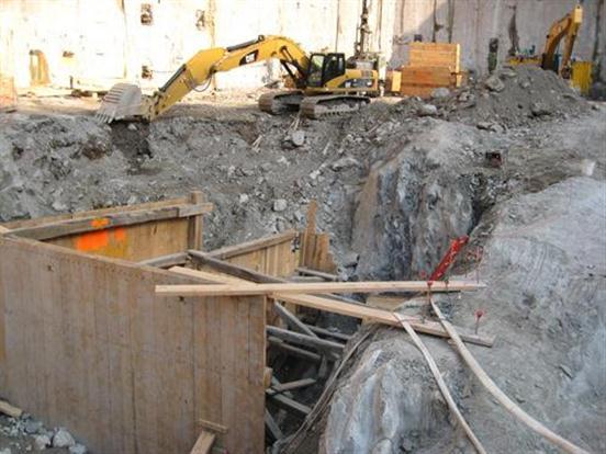 13 excavation