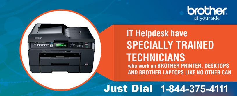 Call +1-844-375-4111 Brother Printer Service Center ... (Click to enlarge)