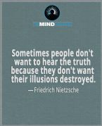 The truth and illusions