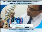 Dr Hitesh Garg Brings Passion To Patient Care In Spine Health In India