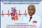 Dr M R Girinath Provides Specialised Cardiac Treatment with Sophistica