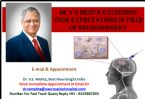 Dr V S Mehta Exceeding Your Expectations in Field of Neurosurgery