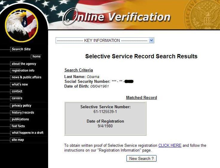100511obamaselectiveservice2 ssnredacted