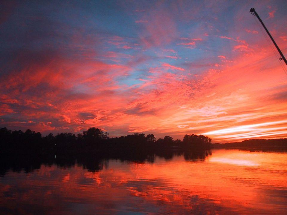 Amazing sunset oriental 1