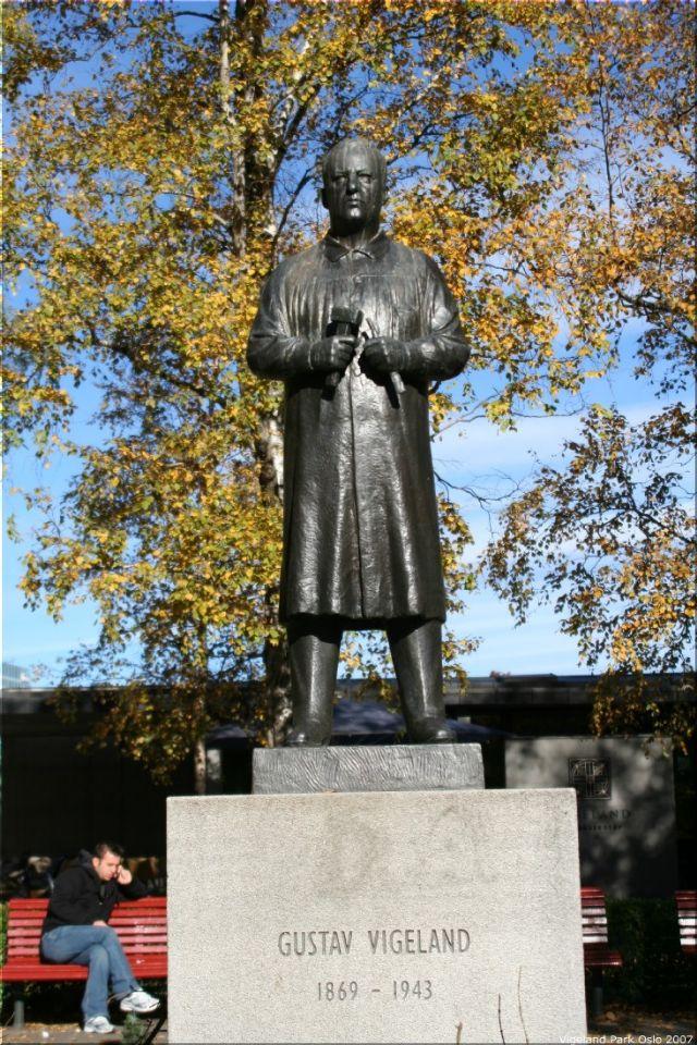 10 Gustav Vigeland Sculpture Frogner Park Oslo 2007 005
