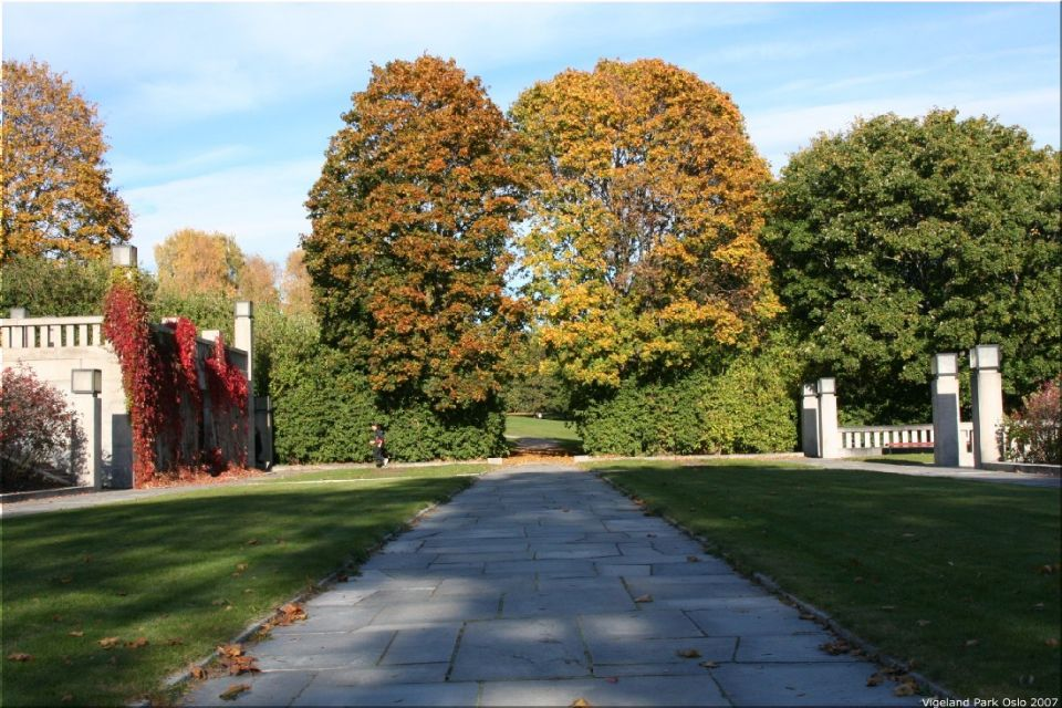 65 Vigeland Sculpture Park part of Frogner Park Oslo 2007 132