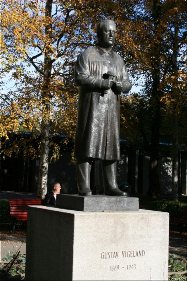 Gustav Vigeland Sculpture Frogner Park Oslo 2007 006