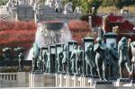 00 Vigeland Sculpture Park part of Frogner Park Oslo 2007 166