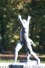 Vigeland Sculpture Park part of Frogner Park Oslo 2007 052