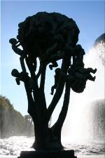 Vigeland Sculpture Park part of Frogner Park Oslo 2007 074