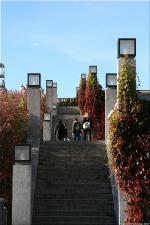 Vigeland Sculpture Park part of Frogner Park Oslo 2007 080