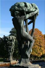 Vigeland Sculpture Park part of Frogner Park Oslo 2007 084