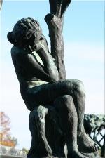 Vigeland Sculpture Park part of Frogner Park Oslo 2007 088