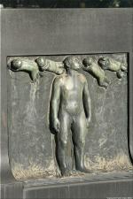 Vigeland Sculpture Park part of Frogner Park Oslo 2007 096