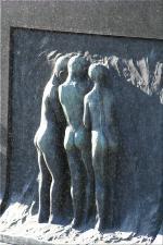Vigeland Sculpture Park part of Frogner Park Oslo 2007 098