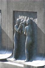 Vigeland Sculpture Park part of Frogner Park Oslo 2007 101