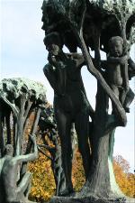 Vigeland Sculpture Park part of Frogner Park Oslo 2007 197