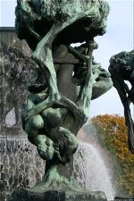 Vigeland Sculpture Park part of Frogner Park Oslo 2007 205