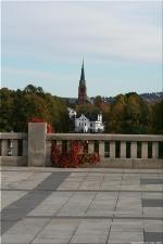 Vigeland Sculpture Park part of Frogner Park Oslo 2007 214
