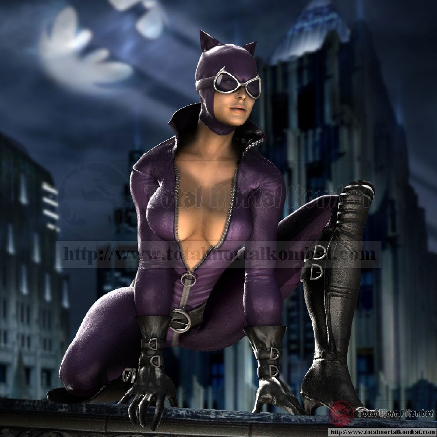 catwoman render tmk 01 ... (Click to enlarge)