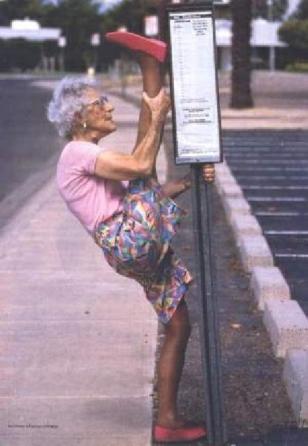 funny granny ... (Click to enlarge)