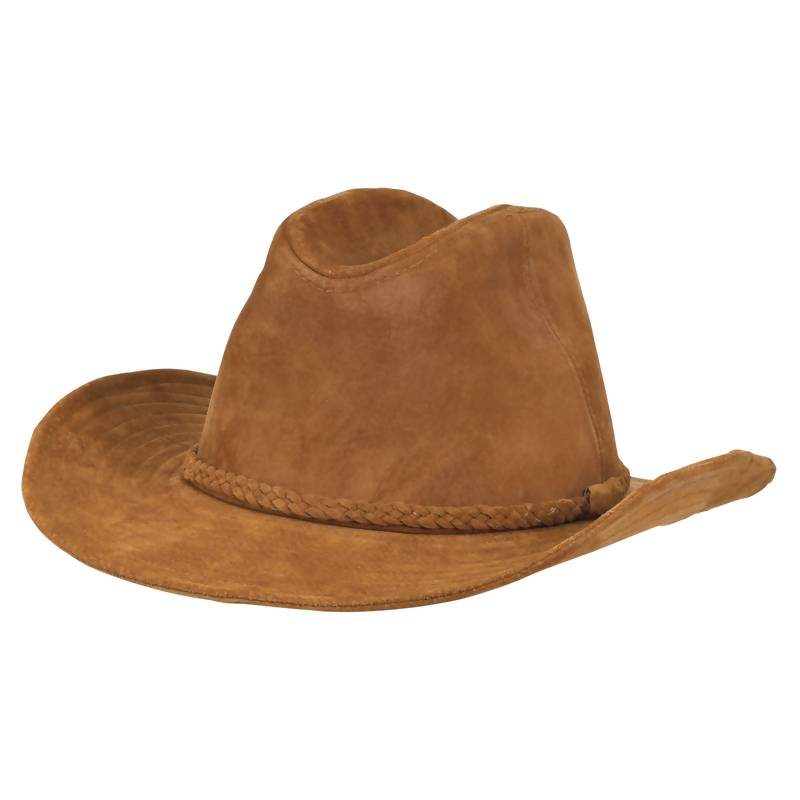 suede cowboy hat gfscbh ... (Click to enlarge)